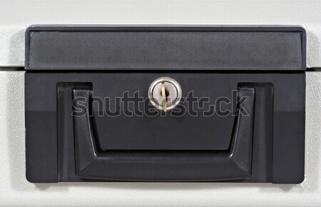 огня окна доказательство блокировка ключевые Сток-фото © sbonk