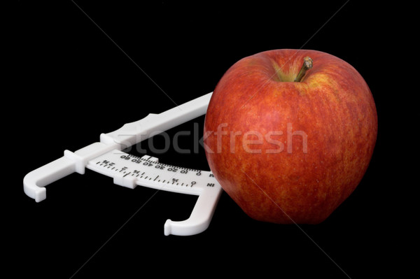 Apple and Caliper Stock photo © sbonk