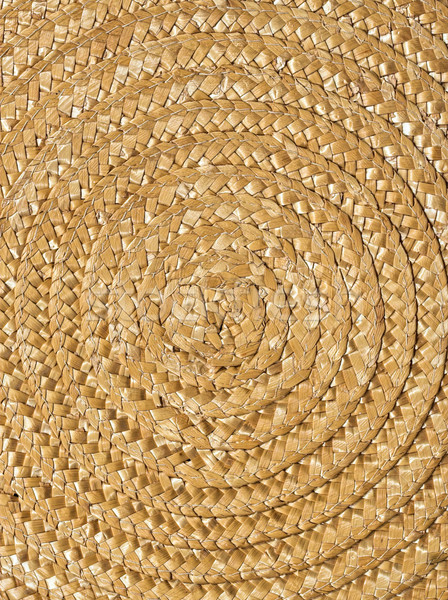 Wicker Background Stock photo © sbonk