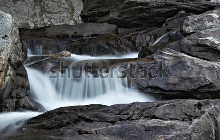 Buttermilk Waterfall Stock photo © sbonk