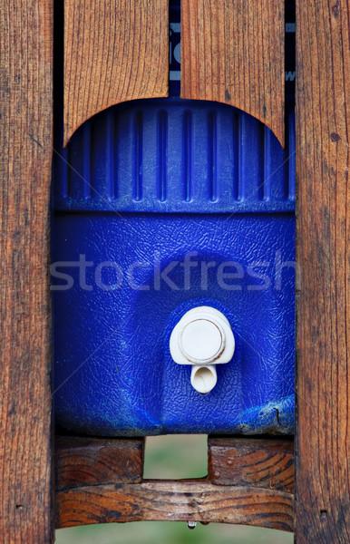 水 木材 ボトル コンテナ ストックフォト © sbonk