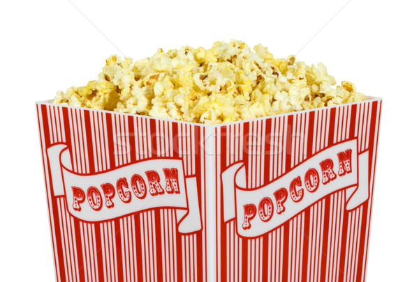Popcorn 2 Stock photo © sbonk