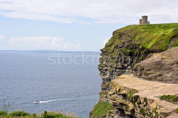 アイルランド 海 海岸線 水 自然 ストックフォト © sbonk