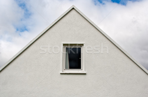 Abstract House Top Stock photo © sbonk