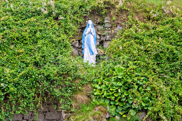 Virgin Mary Statue Stock photo © sbonk