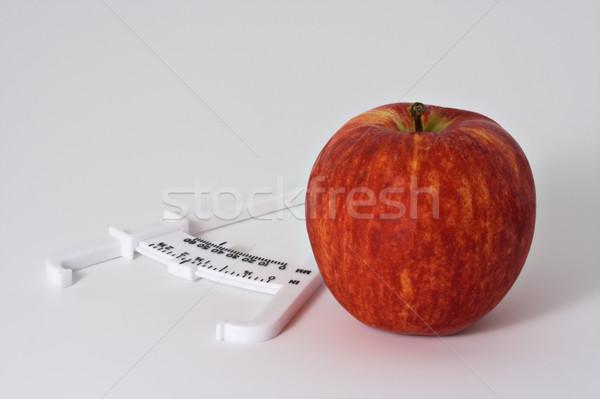 Apple and Caliper 2 Stock photo © sbonk