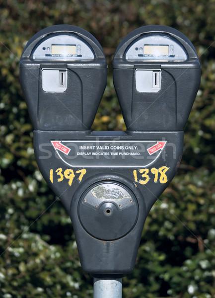 Parking Meter Stock photo © sbonk