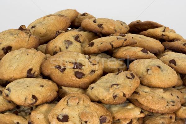 Fresh Baked Cookies Stock photo © sbonk