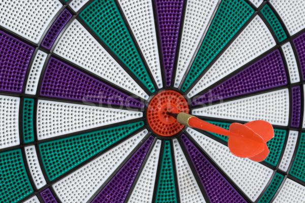 Bullseye Stock photo © sbonk