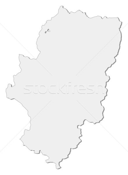 Map of Aragon (Spain) Stock photo © Schwabenblitz