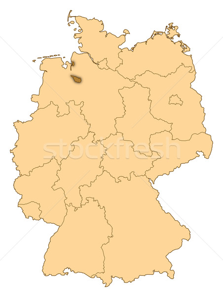 Map of Germany, Bremen highlighted stock photo © Steffen ... Bremen Germany Map on paris france map, bremen oh, lower saxony, bremen indiana map, bremen flag, north rhine-westphalia, saxony location on map, bremen brew, bremen de, bremen highlighted on map, bremen hamburg map, bremen weather, niedersachsen map, germany's capital map, states of germany, bremen tram, bremen deutschland, bonn europe map, new bremen ohio map, bremen georgia, bremen state, vienna map,