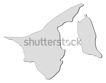 Kaart Brunei verscheidene abstract wereld achtergrond Stockfoto © Schwabenblitz