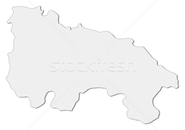 Map of La Rioja (Spain) Stock photo © Schwabenblitz