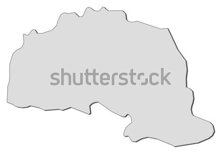 Map of Berlin (Germany) Stock photo © Schwabenblitz