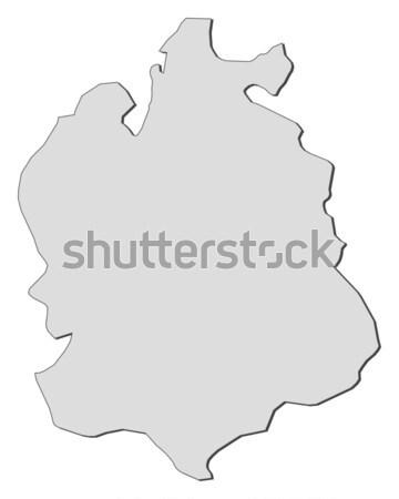 Map of Zurich (Switzerland) Stock photo © Schwabenblitz