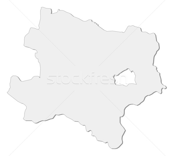 Map of Lower Austria (Austria) Stock photo © Schwabenblitz