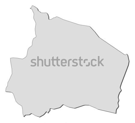 карта Италия регион аннотация фон связи Сток-фото © Schwabenblitz