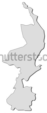 Map of Limburg (Netherlands) Stock photo © Schwabenblitz