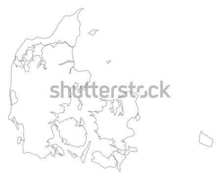 Сток-фото: карта · политический · несколько · аннотация · земле