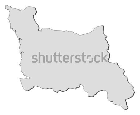 Map of Luxembourg (Belgium) Stock photo © Schwabenblitz