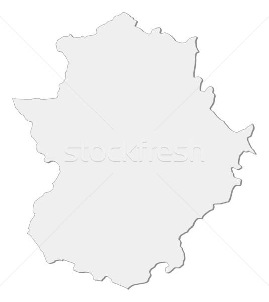 地図 スペイン 地域 抽象的な 背景 通信 ストックフォト © Schwabenblitz