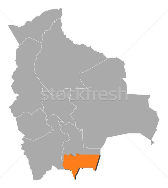 Zdjęcia stock: Pokaż · Boliwia · polityczny · kilka · świecie · streszczenie