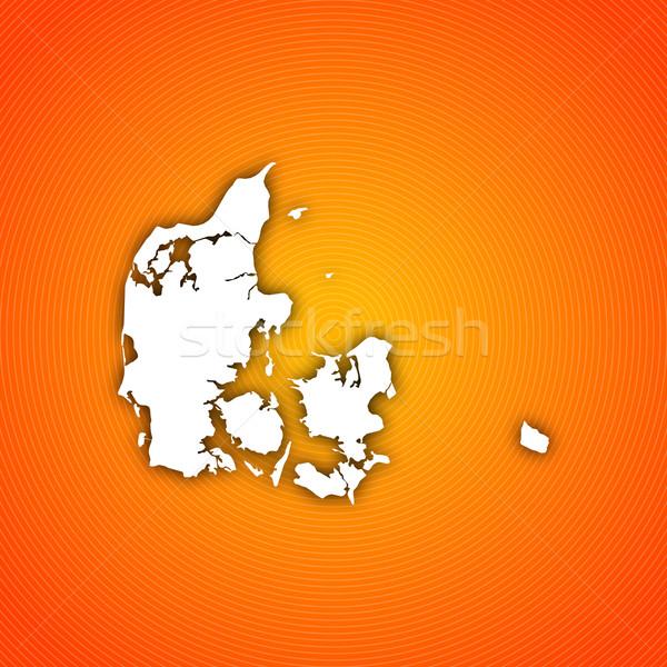карта политический несколько аннотация Мир Сток-фото © Schwabenblitz
