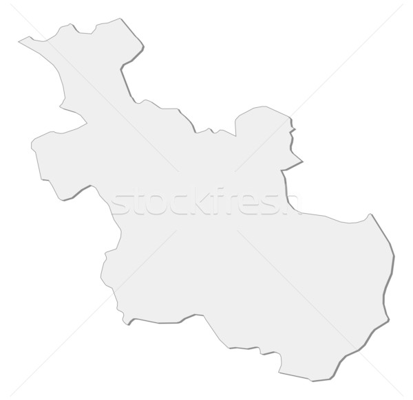 Map of Overijssel (Netherlands) Stock photo © Schwabenblitz