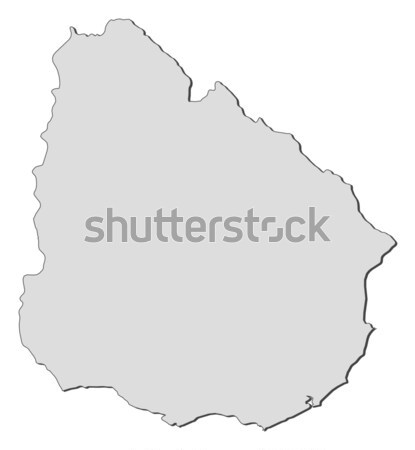 Map of Germany Stock photo © Schwabenblitz