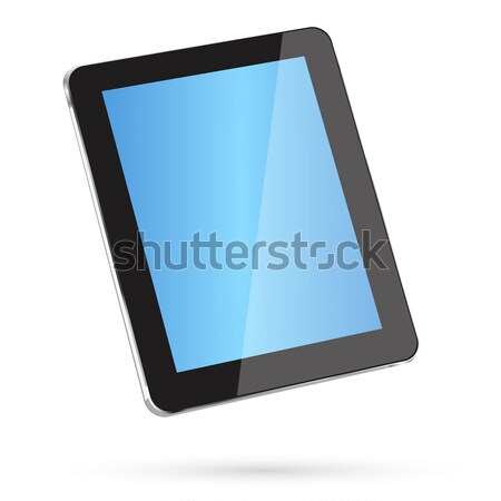 Modern digital tablet Stock photo © sdecoret