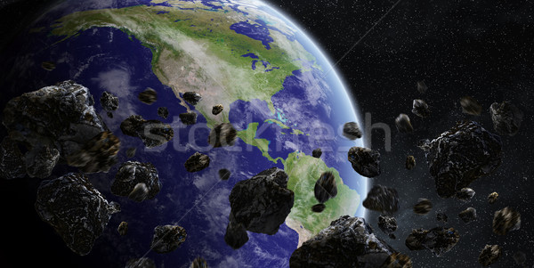 preventing the potential impact of meteors on planet earth