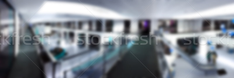Blured office background Stock photo © sdecoret