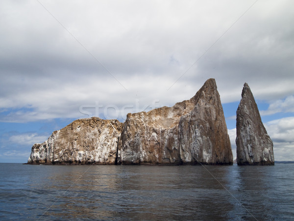 Kicker Rock Landscape Stock photo © searagen