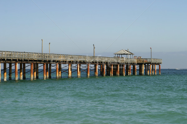 Florida Fishing Pier Stock photo © searagen