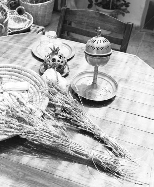 Lavanda tempero caixa natureza morta Foto stock © searagen