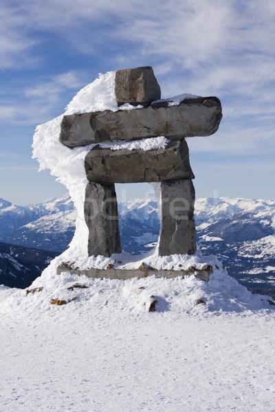 Whistler Inuk'Shuk Stock photo © searagen