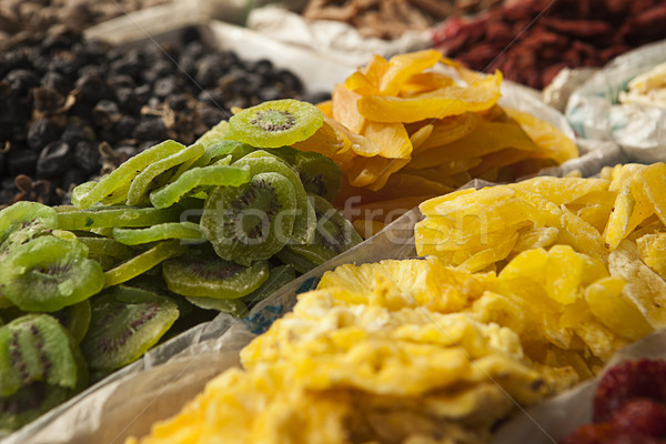 Dried Fruit For Sale Stock photo © searagen