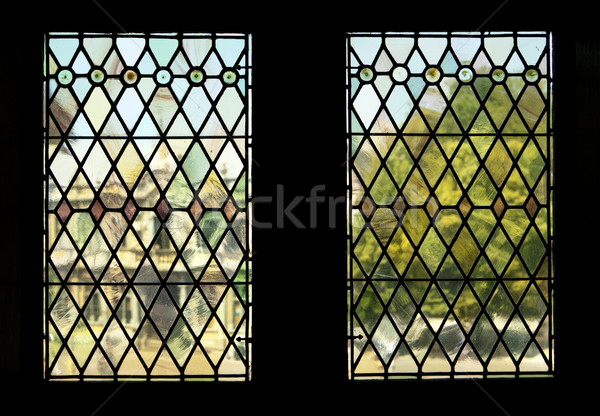 Impressionist Windows Stock photo © searagen
