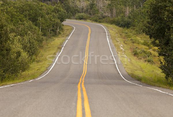 Stock photo: Ribbon Of Highway
