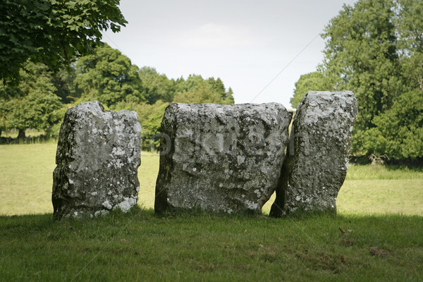 Stone Circle Monoliths Stock photo © searagen