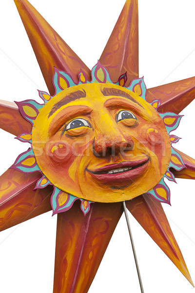 Summer Solstice Sun Prop Stock photo © searagen