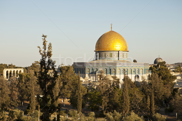 Dome Of The Rock Stock photo © searagen
