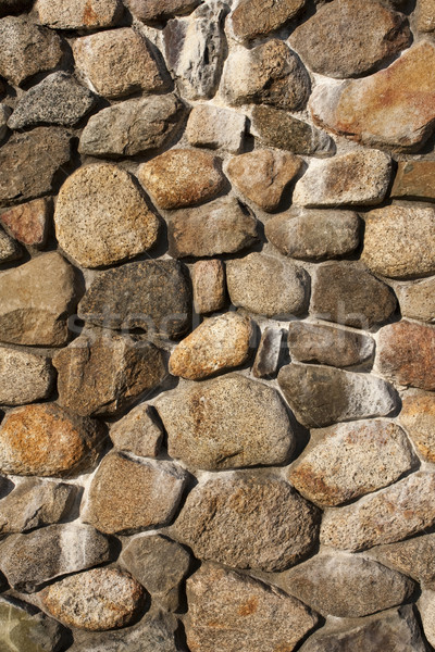 Camino rock pattern esterno muro rocce Foto d'archivio © searagen