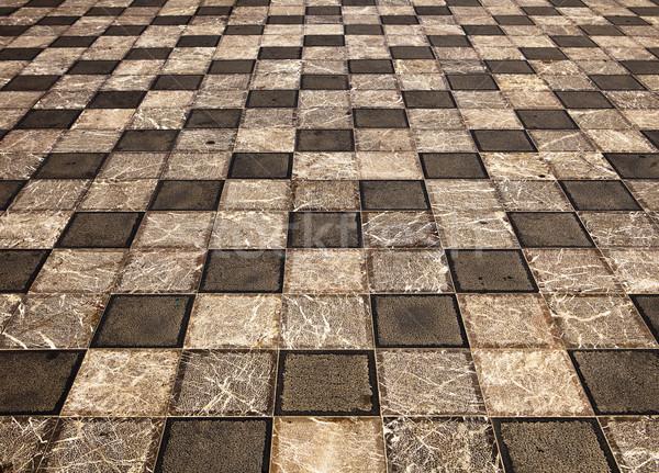 Stock photo: Marble Piazza In Taormina