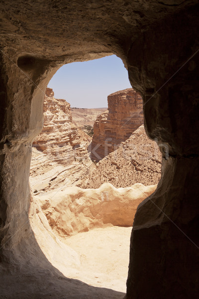 Stock photo: Ein Avdat National Park