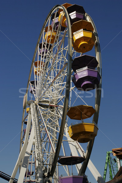 Ferris Wheel Stock photo © searagen