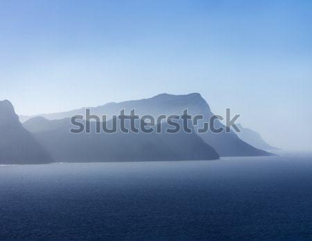 Stock photo: South Africa Coast
