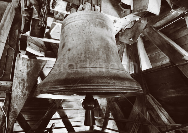 Notre Dame Bell Stock photo © searagen