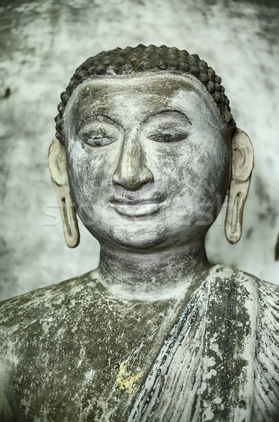 молодые Будду статуя внутри один Сток-фото © searagen