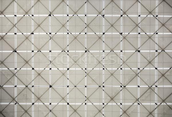 Fabric and Lattice Pattern Stock photo © searagen